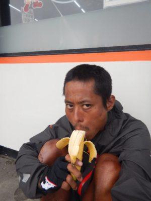 セイコーマートでバナナ