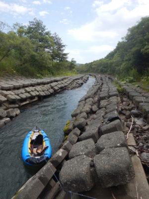 これが釧路川か?