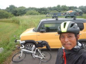 自転車も楽しい!